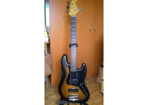 Chitara bas Fender Modern Player Jazz Bass V Satin