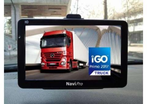 GPS Navigații TIR, iGO 2017 Full Europa,SPECIAL pt rutare TIR/Camion