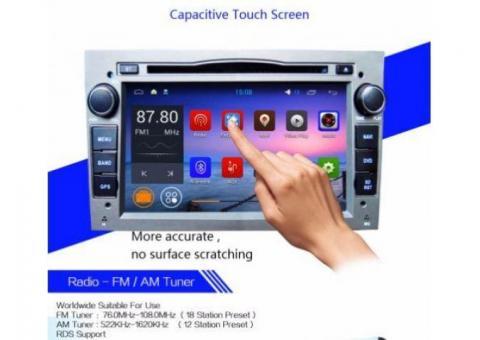 Navigatie dedicata Opel Vectra C Android 6.0 GPS DVD DVR HD player