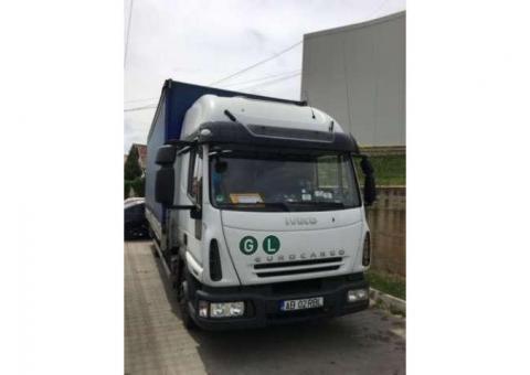 Vand camion Iveco Eurocargo 75E18.