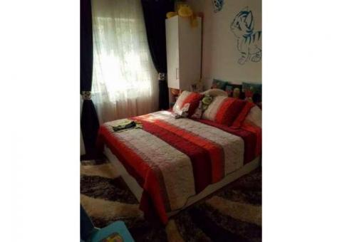 Apartament 3 camere mobilat