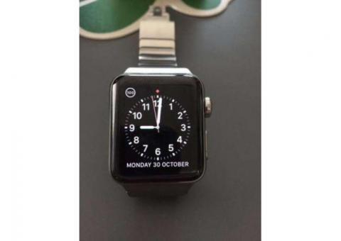 Apple Watch 2, SmartWatch, Ceas, Otel Inoxidabil, 38mm, Silver