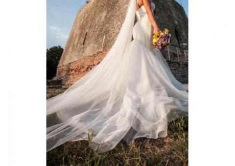 De vanzare  rochie mireasa