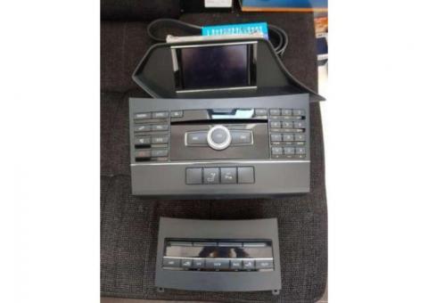Dezmembrez Mercedes W212, ecran navigatie, cd player/comanda, clima