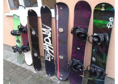 De vanzare  Snowboard si Boots