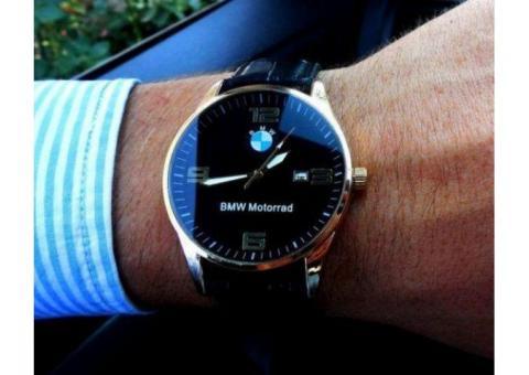 Ceas BMW Model 3 Auriu