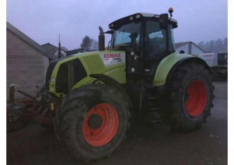 Vand Tractor Class Axion 850 250 CP
