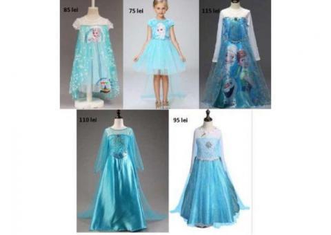Vand rochita TUTU Printesa Elsa Anna Frozen Gheata Carnaval Craciun