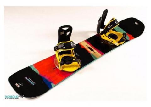 De vanzare Placa Snowboard BURTON PROCESS 2016 159 + BURTON Progression L