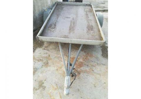 De vanzare  remorca/platforma- deschisa TPV 750 kg