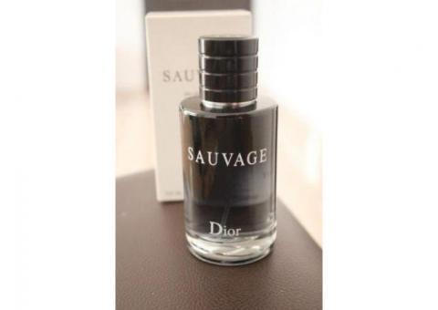 Vand Parfum TESTER original Dior Sauvage 100 ml