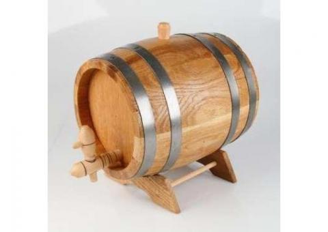 Butoi din lemn de stejar 1 l-25 l