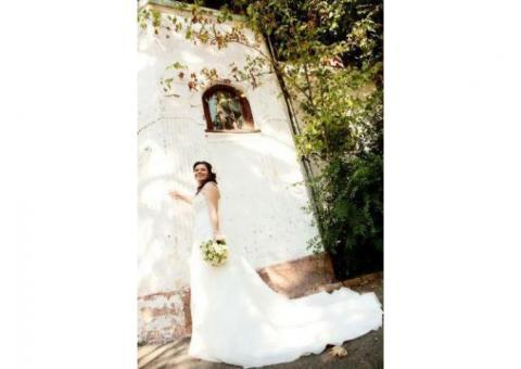 De vanzare rochie Mireasa LaSposa Daphne+voal LaSposa lung, superb, gratuit!