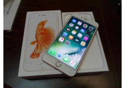 Vand IPhone 6S Plus Rose Gold 16GB liber de retea ca si Nou!