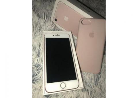 Vand Iphone 7 32gb rose gold