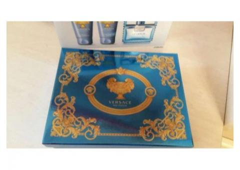 Vand Set cadou Versace Eau Fraiche original