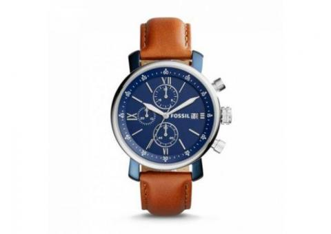 Vand Ceas elegant barbati FOSSIL Rhett Chronograph