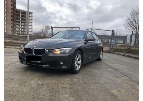 BMW 320D Efficient Dynamics 163cp 2012