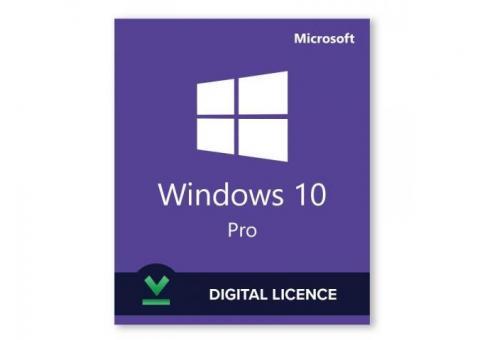 Microsoft Windows 10 PRO, Licenta Electronica activare 32/64