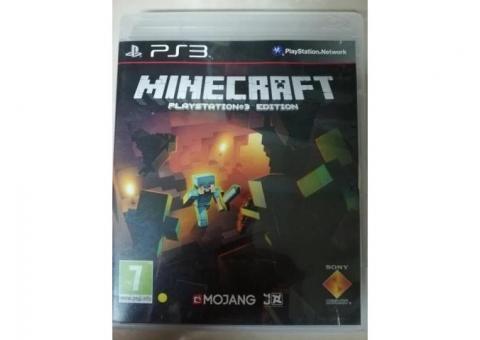 Minecraft PS 3
