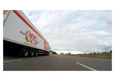 Servicii de transport rutier de mărfuri