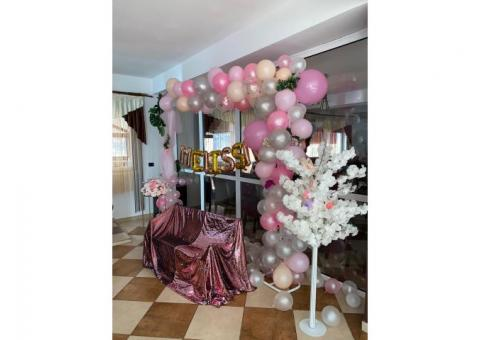 Decor evenimente, aranjamente florale