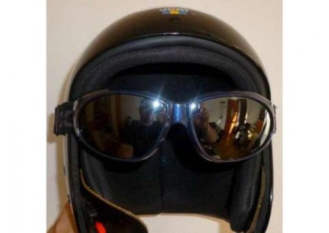 Ochelari ski ATV snowboard RODEO lentile 2x6,5 cm transp incluS