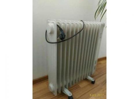 Vând calorifer electric Zass
