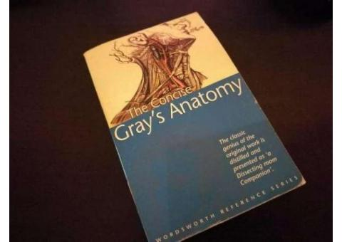The Concise Gray's Anatomy, Paperback
