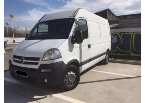 Opel Movano +/- variante