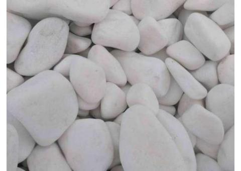 Piatra de marmura alba Thasos decorativa/ piatra naturala